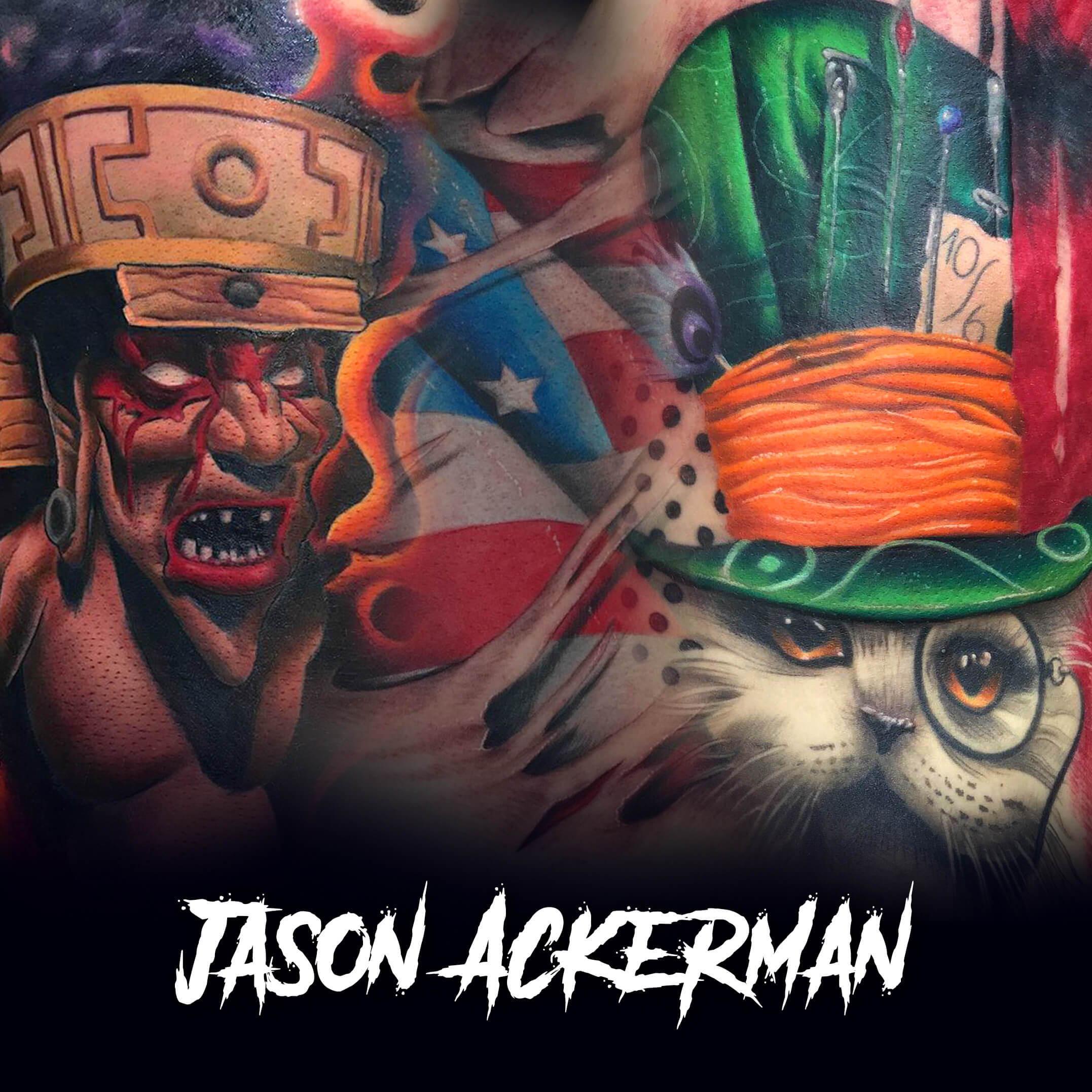Jason Ackerman Pro Series Set