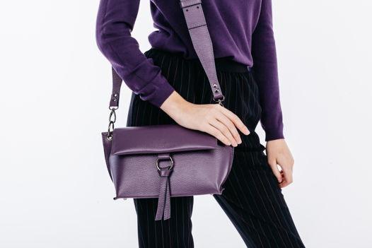 Женская сумка через плечо из натуральной кожи арт.Gs2