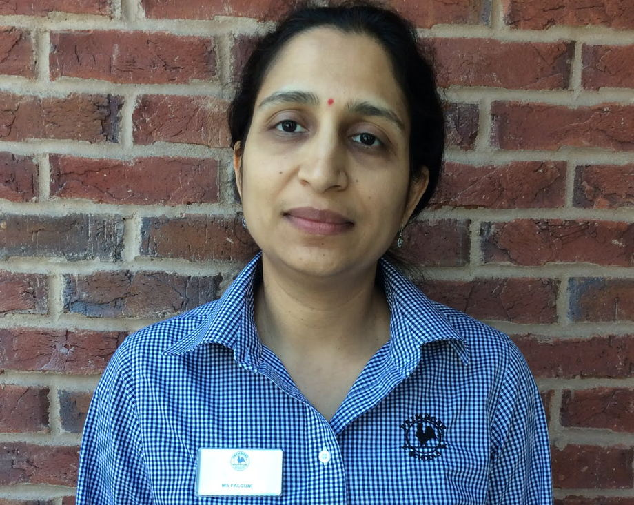 Ms. Falguni , Educational Coach