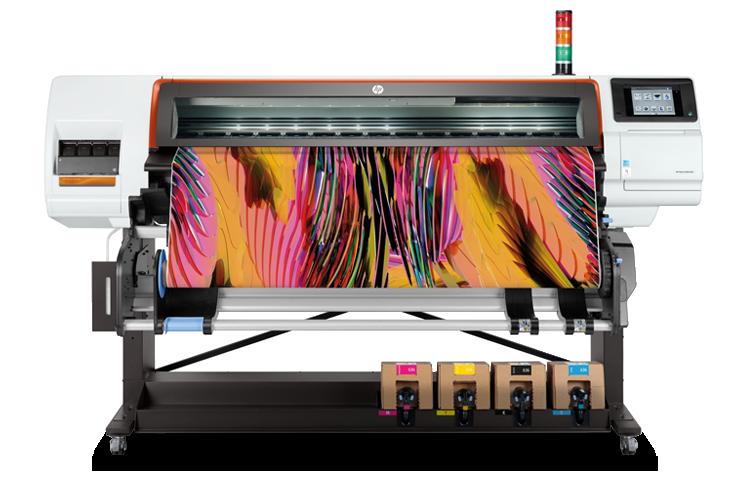 HP Stitch S500 Printer Front View