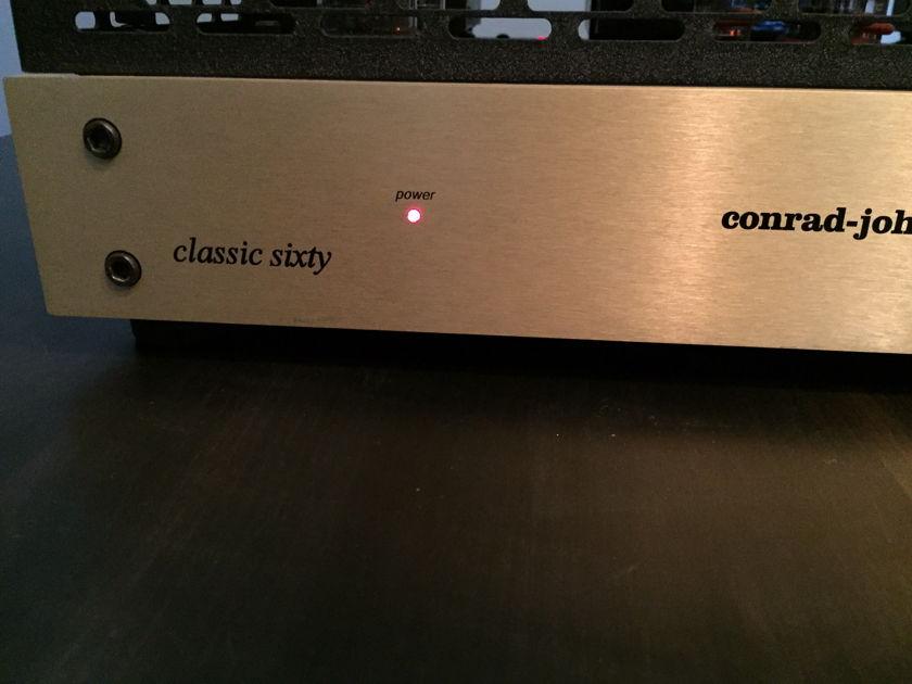 Conrad Johnson Classic 60