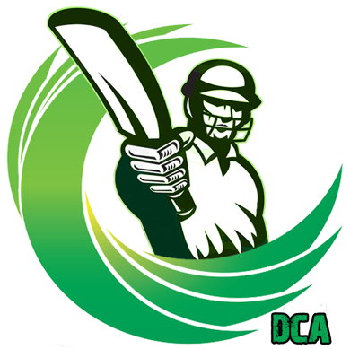 Dir Cricket Academy (Blue Sharks) Logo