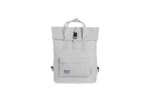 Белый рюкзак роллтоп