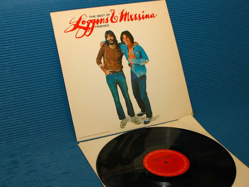 "LOGGINS & MESSINA - - ""Best of Friends"" - Columbia 1976 original release"