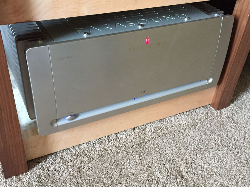 Parasound Halo A-21 used Stereo power amplifier