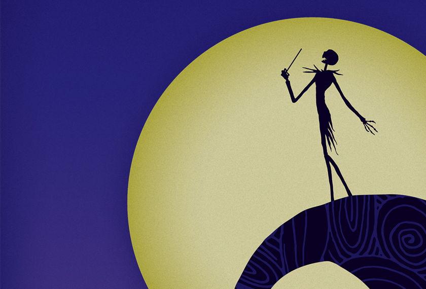 Danny Elfman: Halloween - The Nightmare Before Christmas artwork