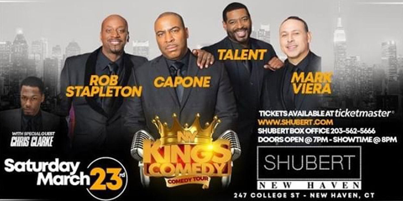 NY Kings of Comedy Tour at the Shubert Theatre