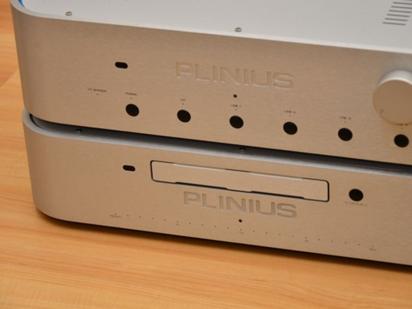 Plinius Hautonga Integrated Amplifier Silver