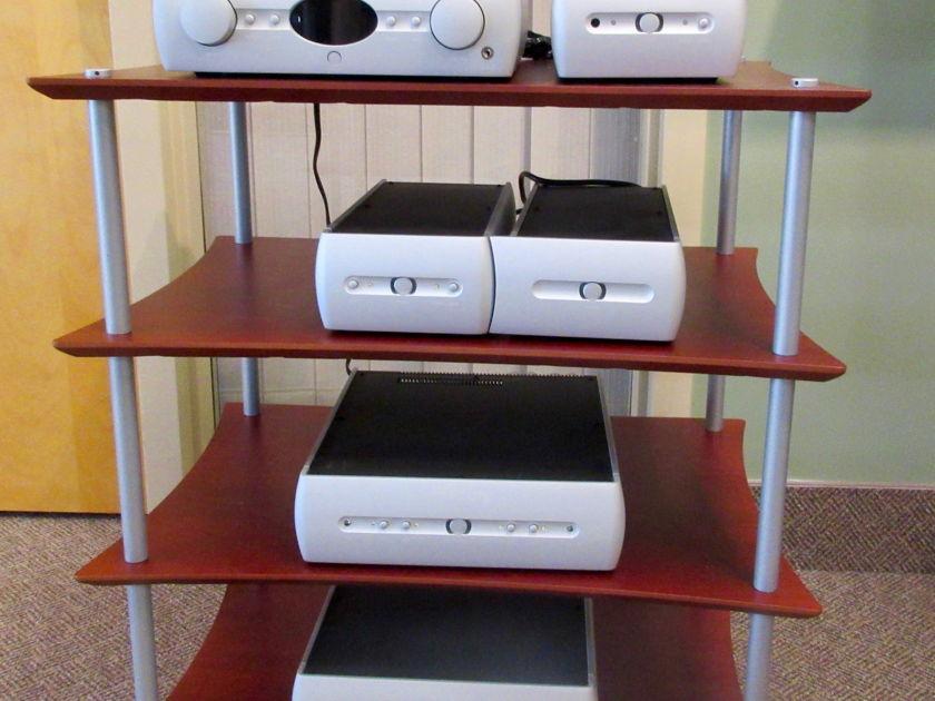 Audio Alchemy DPA-1M Monoblock Power Amp Mono Block Power Amplifiers