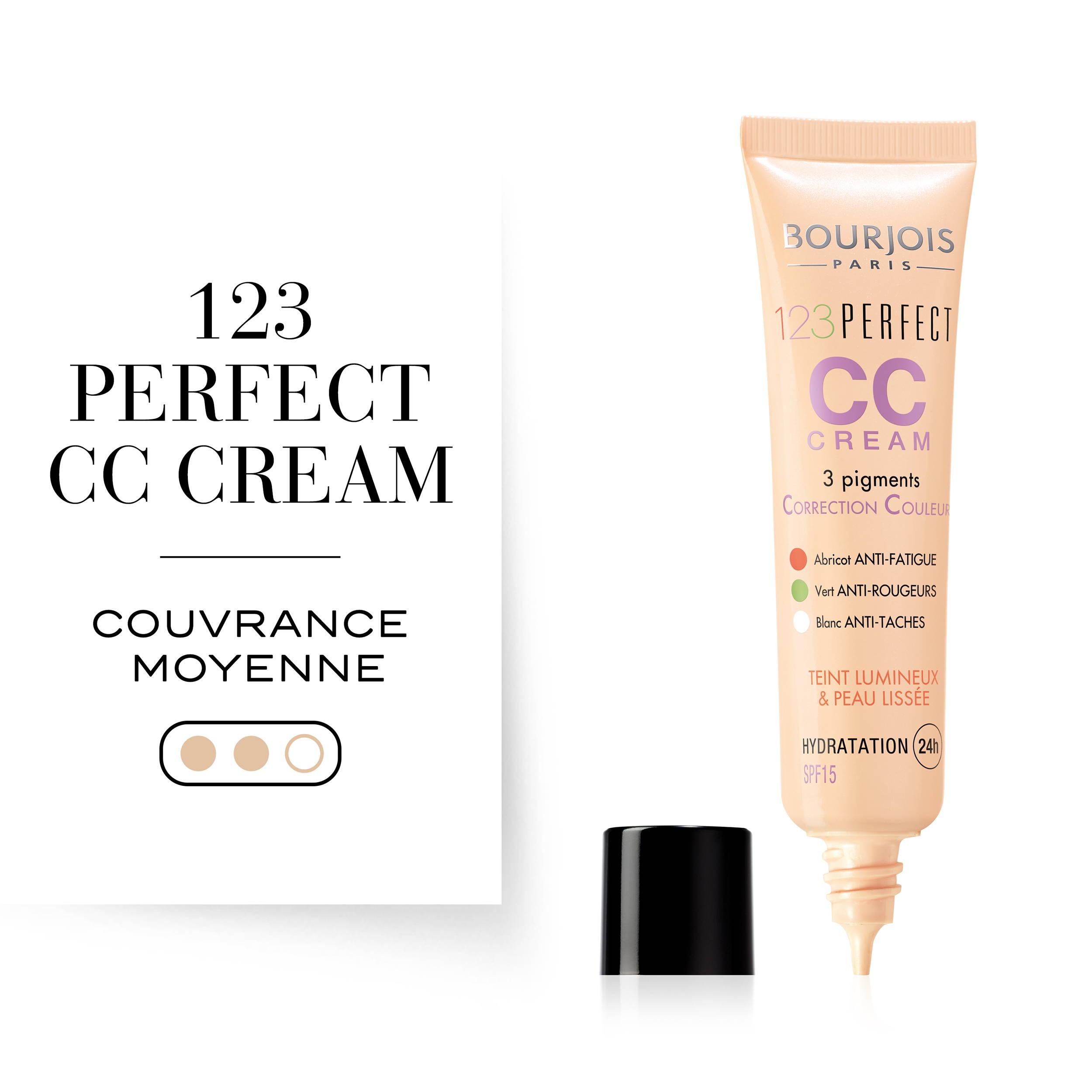 Fond de teint hydratant CC Crème Bourjois