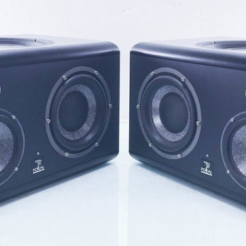 SM9 Powered Studio Monitors / Bookshelf Speakers