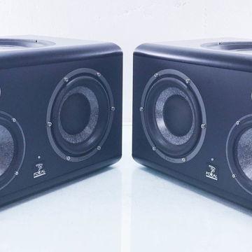 SM9 Powered Studio Monitors / Bookshelf Speakers