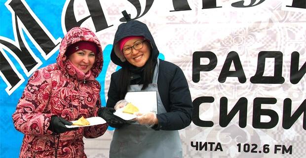 «Радио Сибирь» даст читинцам сыграть в съедобные шашки, дартс и угостит блинами 10 марта - Новости радио OnAir.ru