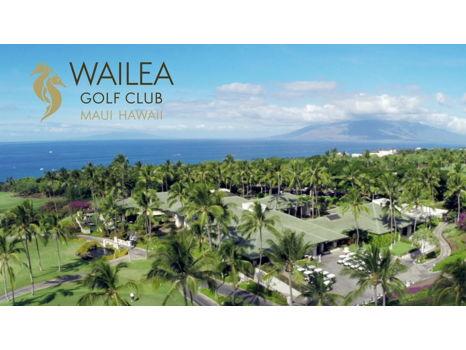 Wailea Golf - (2) Kama'aina rounds of golf on the Gold or Emerald course