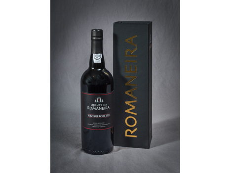 Two Boxed Bottles of Romaneira Vintage Port 2011
