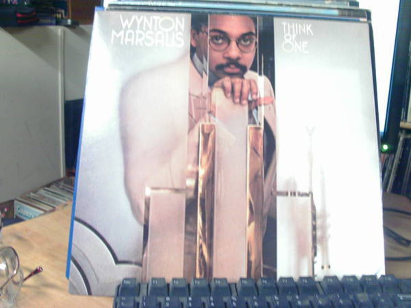 Wynton marsalis - THINk of one SEALED