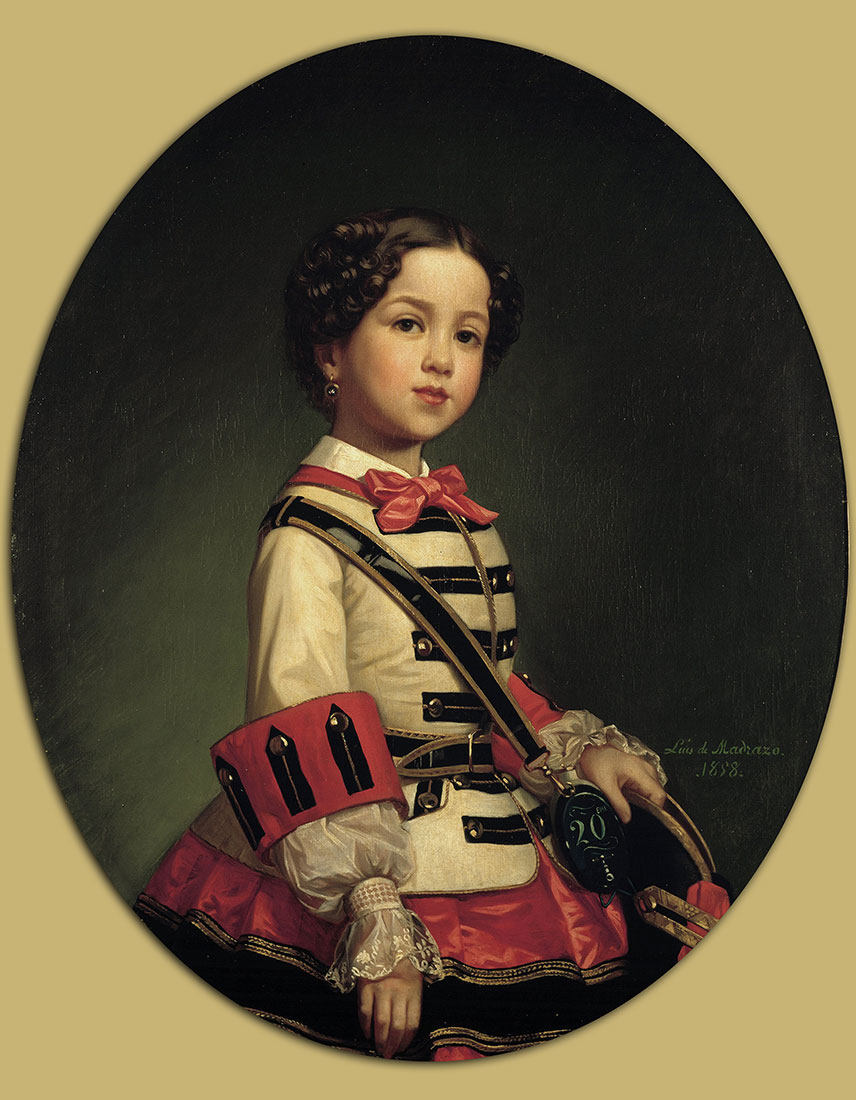 Madrazo, The Young Marchioness of Roncali