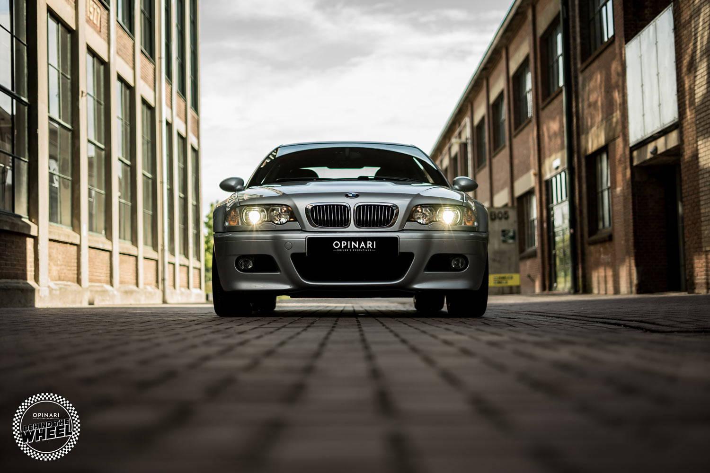 BMW M3 E46 front