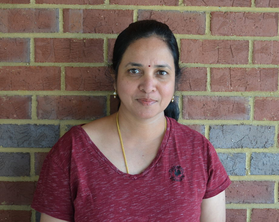 Ms. Usha , Classroom Support Teacher
