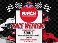 RACE WEEKEND FRIDAY BRUNCH image