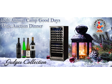 Judge's Wine Cooler and Be a FLIWC Judge