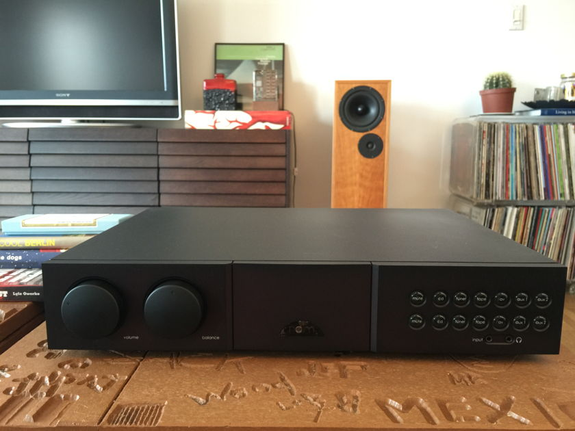 Naim Audio Supernait + Extras