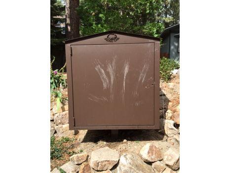 Bear Box from Carson Welding