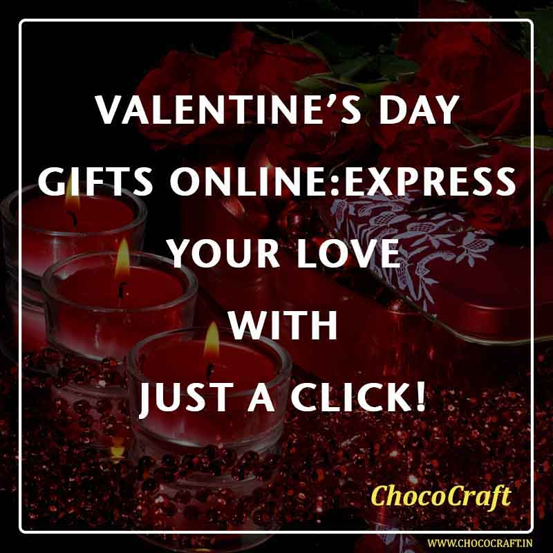 Valentine's Day Gifts Online: Express your love with just a Click!
