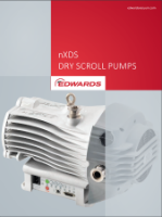 nXDS  Dry Scroll Pumps Brochure)
