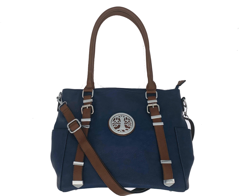 The Celtic Bag Co. Large Buckle Bag