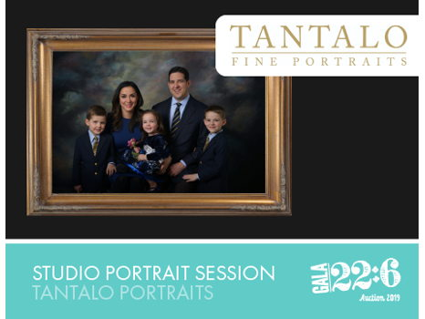 Tantalo Portrait Session