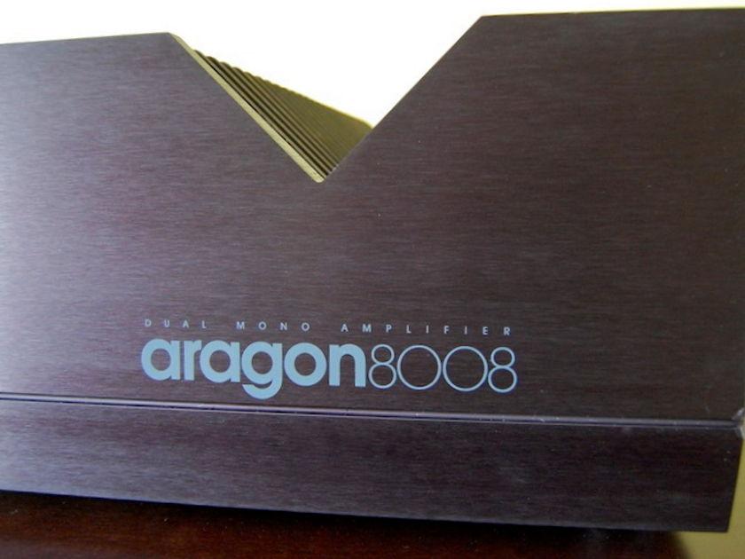 Aragon 8008 200 wpc power amp