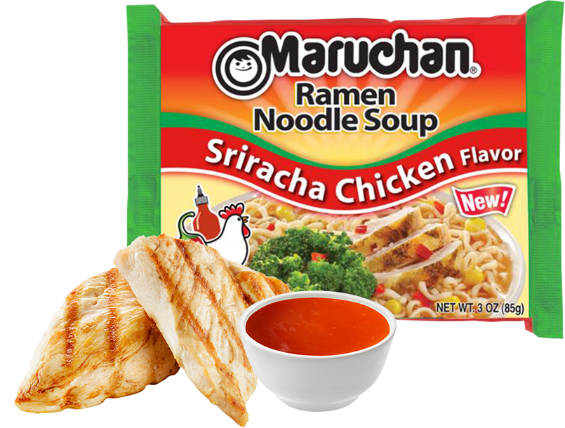 Sriracha Chicken Flavor