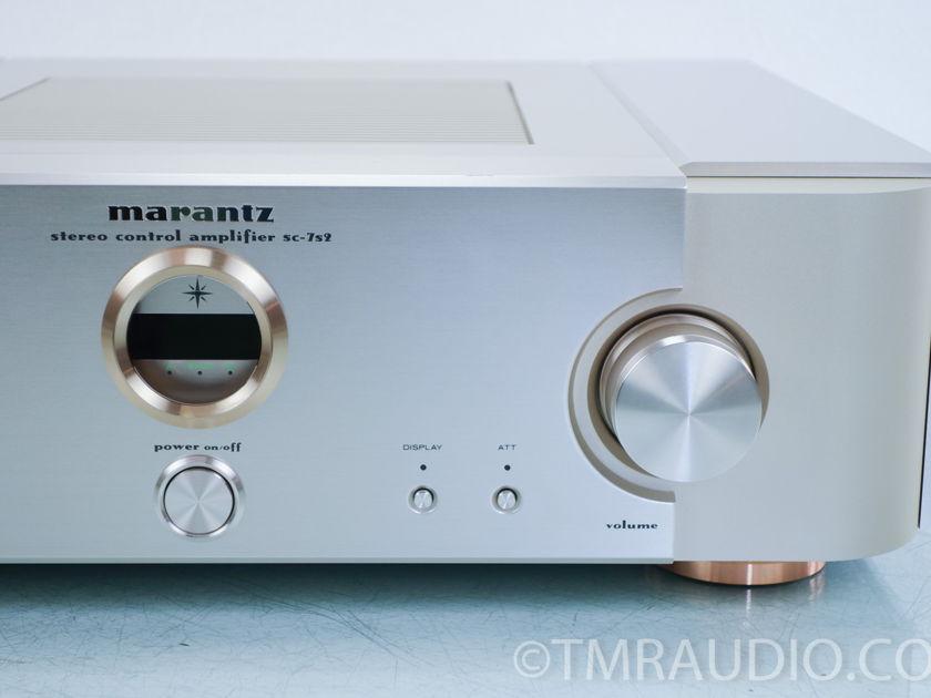 Marantz SC-7S2 Stereo Preamplifier / Preamp (8270)