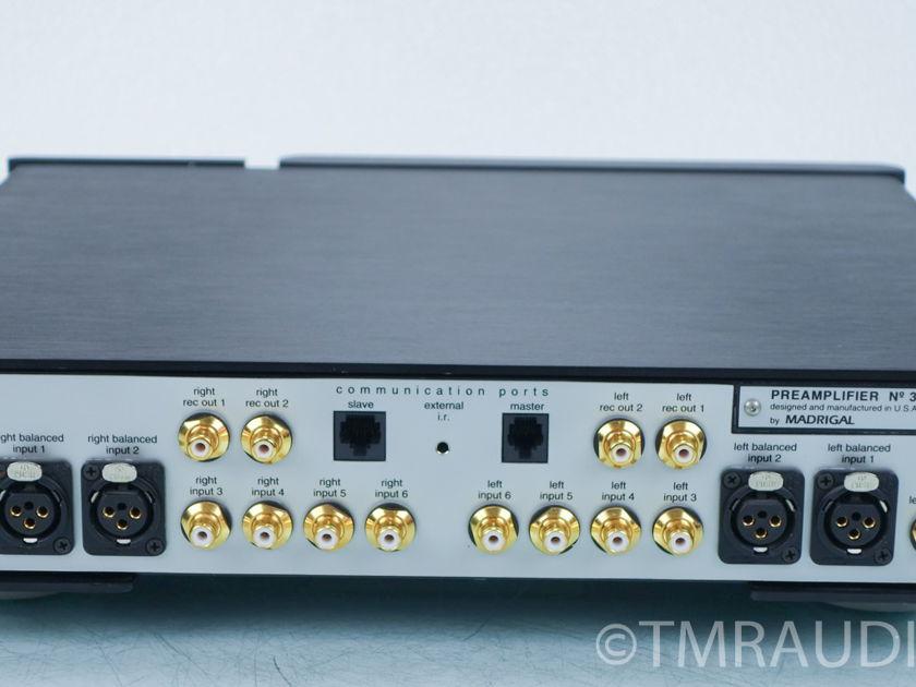 Mark Levinson No. 38S Stereo Preamplifier (8384)