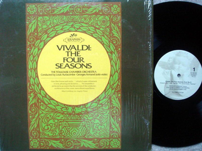 EMI Angel Seraphim / AURIACOMBE, - Vivaldi The Four Seasons, MINT!