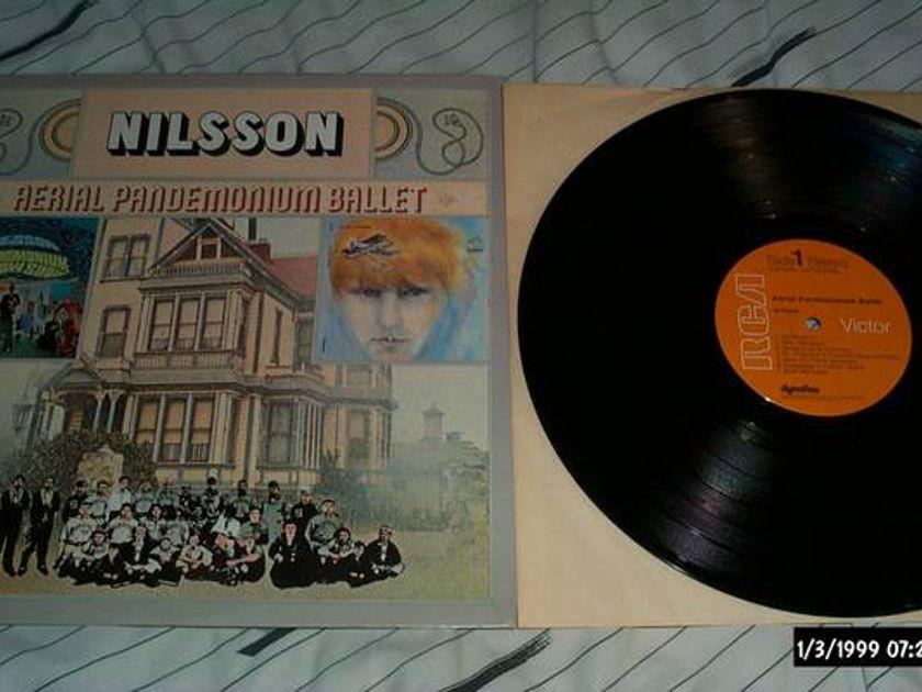 Harry Nilsson - Aerial Pandemonium ballet lp nm