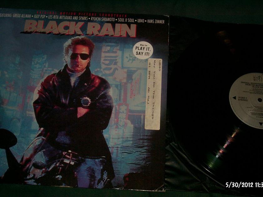 Soundtrack - Black Rain LP NM
