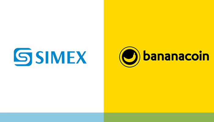 BANANACOIN TOKENS ARE AVAILABLE ON SIMEX EXCHANGE