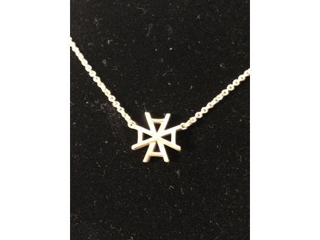 """""""A"""" Necklace"""