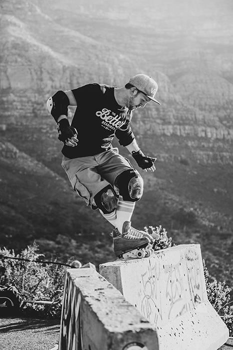 Skater Phillipp Schmid