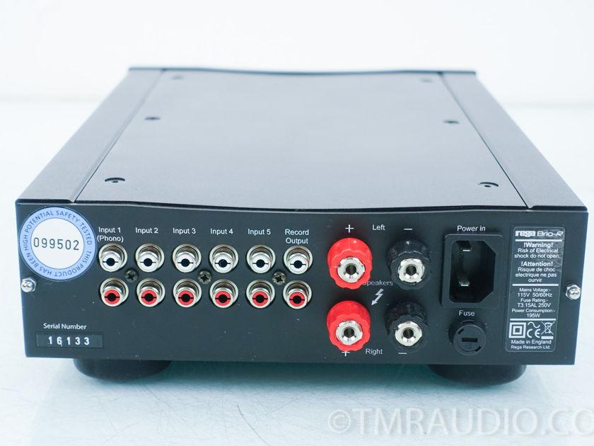 Rega Brio-R Integrated Amplifier (8991)