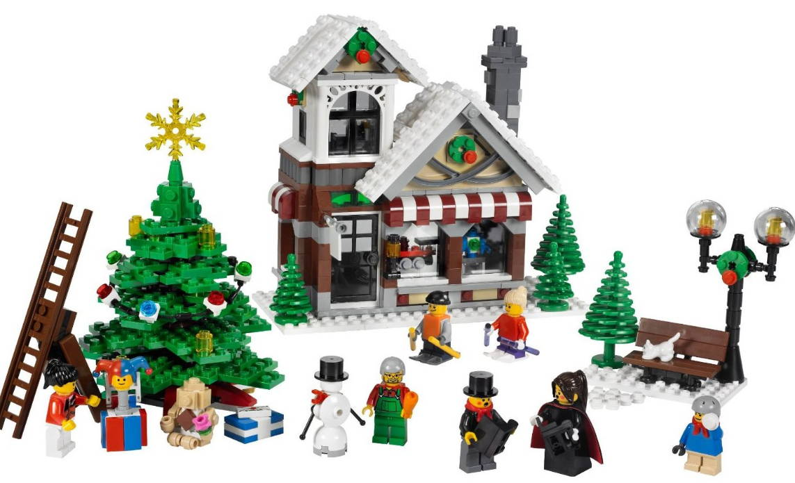 LEGO Winter Toy Shop 10249