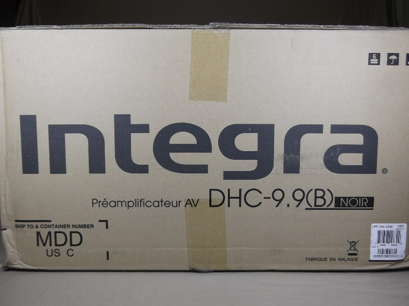 Integra DHC-9.9 Just Traded In