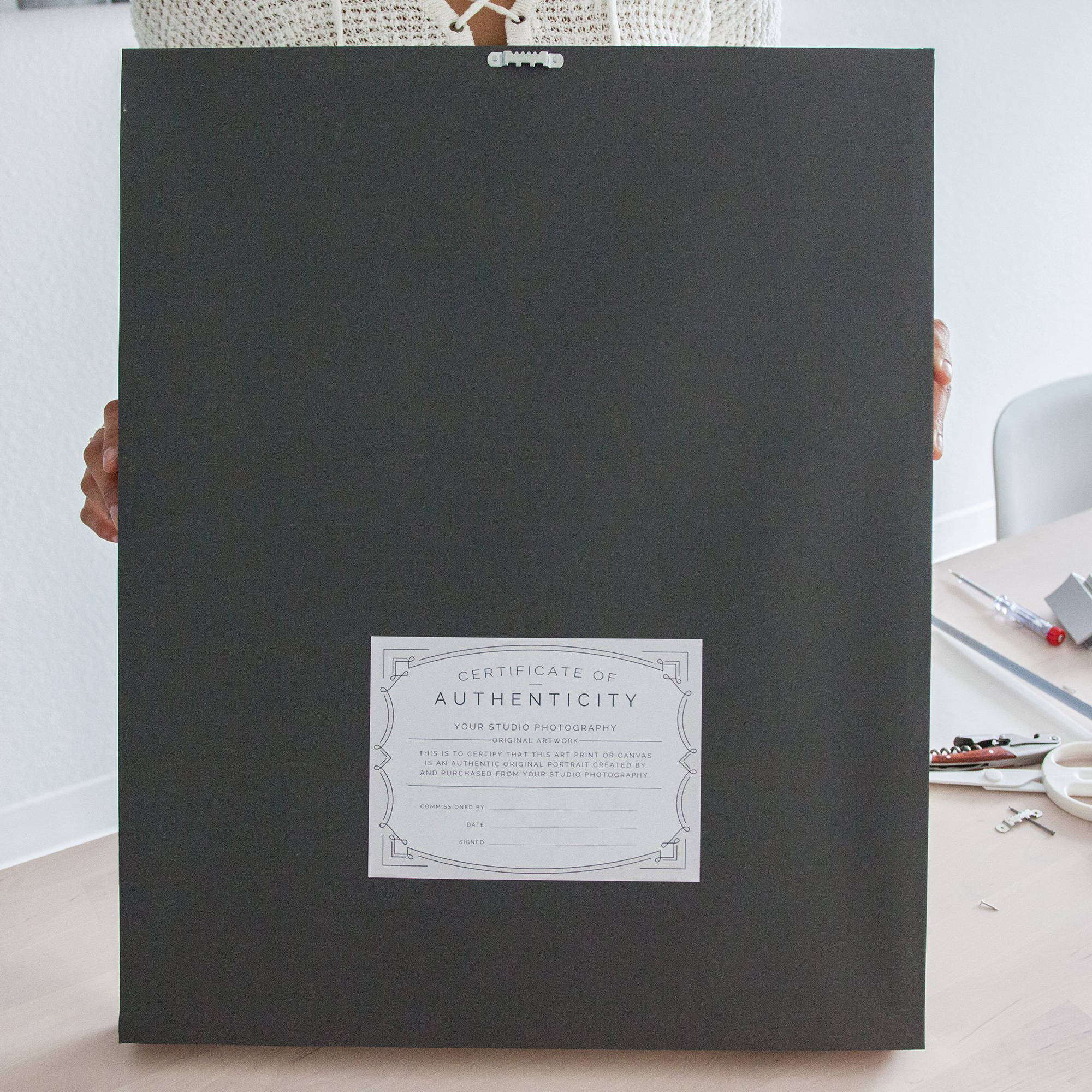 Design aglow frame shop were showing you how you can finish your frame backs to provide a framed product that will rival that of a custom framer in 8 simple steps jeuxipadfo Images