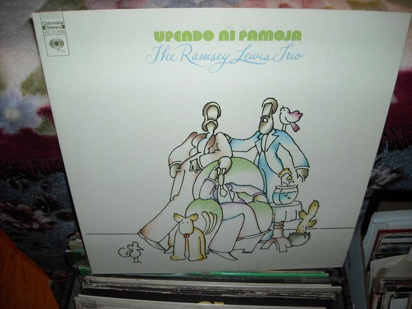 Ramsey Lewis Trio - Upendo Ni Pamoja Columbia  LP (c)