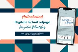 digitale schnitzeljagd