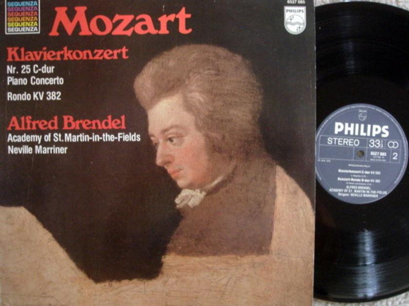 Philips / BRENDEL-MARRINER, - Mozart Piano Concerto No.25, NM!