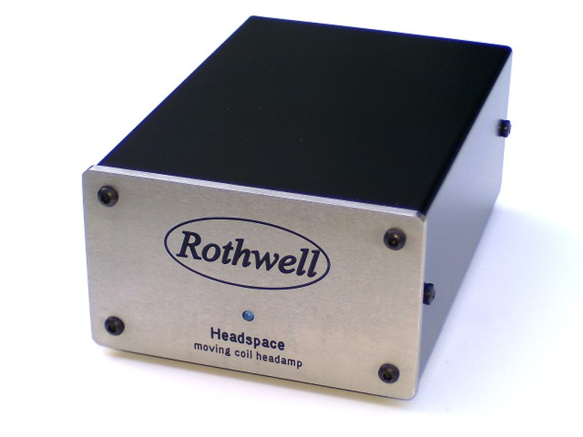 Rothwell Headspace Moving Coil Headamp New In Box