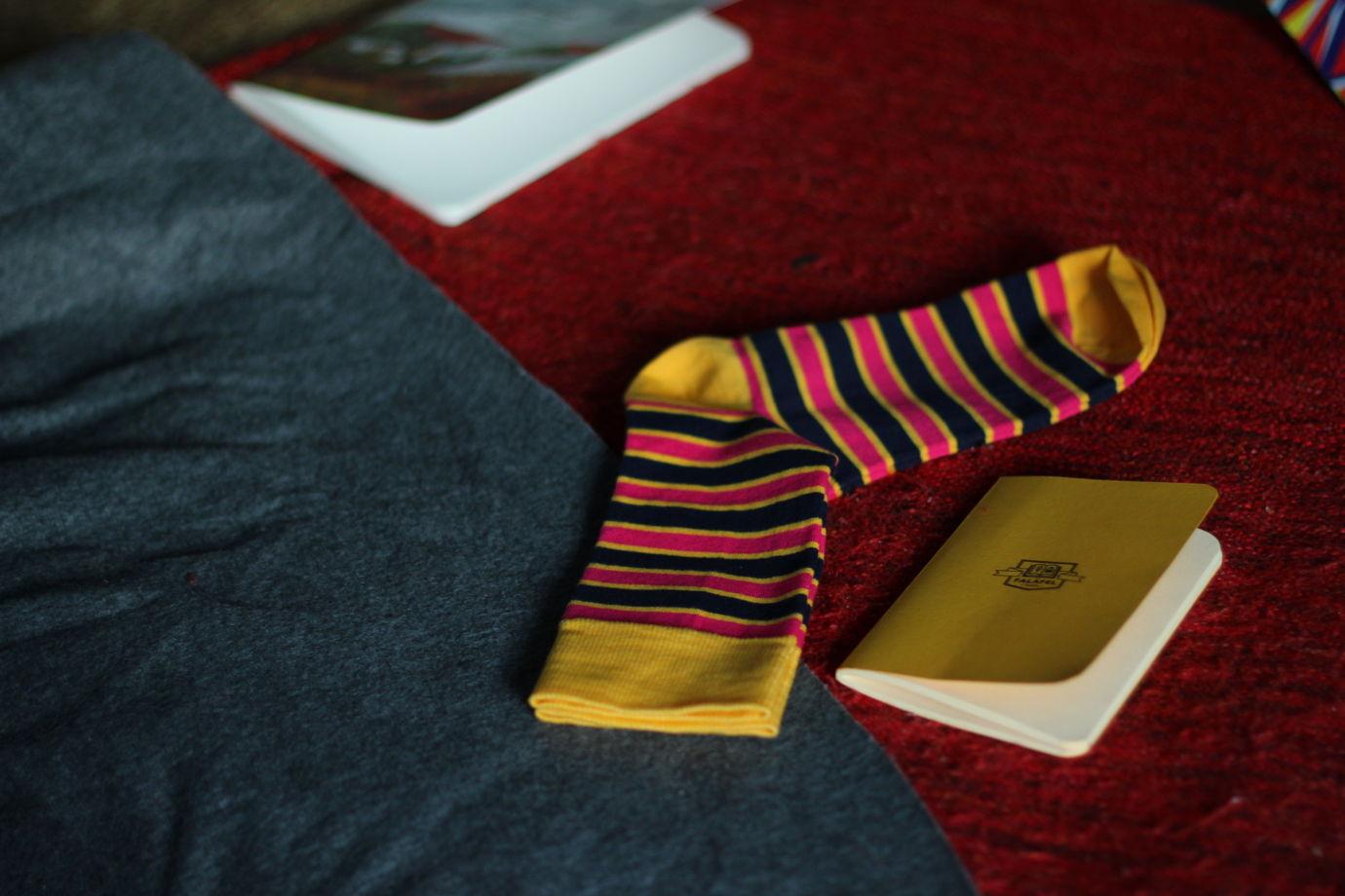 Носки Полосатый/Stripted
